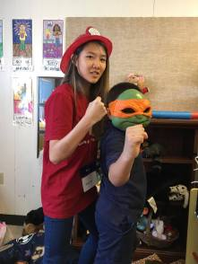 Angela costume