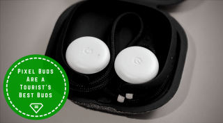 Pixel Buds Are a Tourist's Best Buds