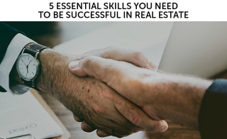 Roger H Lam 5 essential skills you need to be successful in real estate