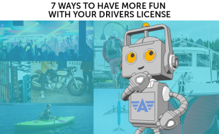 Roger H Lam, Aceable, 7 ways to have more fun with your drivers license