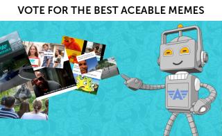 Roger H Lam, Aceable, vote for the best aceable memes