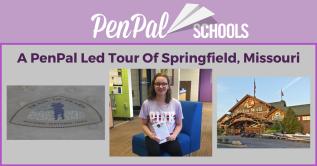 Roger H Lam, PenPal Schools, A PenPal Led Tour Of Springfield, Missouri