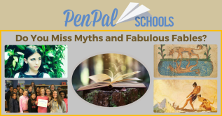 Roger H Lam, PenPal Schools, Do You Miss Myths and Fabulous Fables