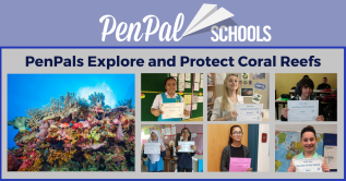 Roger H Lam, PenPal Schools, PenPals Explore and Protect Coral Reefs.png