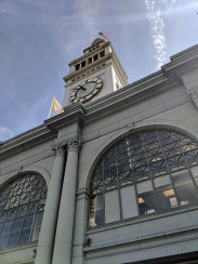 embarcadero ferry building
