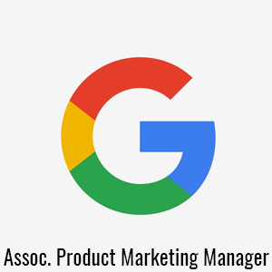 google associate product marketing manager